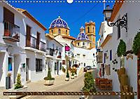 Costa Blanca - Die weiße Küste Spaniens (Wandkalender 2019 DIN A3 quer) - Produktdetailbild 8