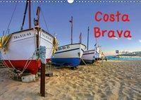 Costa Brava (Wandkalender 2019 DIN A3 quer), (C) 2015 by Atlantismedia