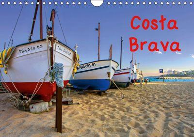 Costa Brava (Wandkalender 2019 DIN A4 quer), Atlantismedia, (c) 2015 by Atlantismedia