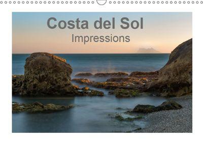 Costa del Sol Impressions (Wall Calendar 2019 DIN A3 Landscape), N N