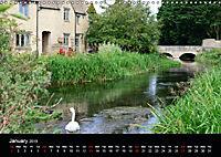Cotswold Cottages (Wall Calendar 2019 DIN A3 Landscape) - Produktdetailbild 1