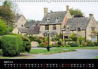 Cotswold Cottages (Wall Calendar 2019 DIN A3 Landscape) - Produktdetailbild 4