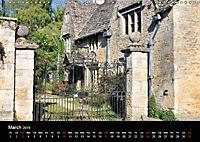 Cotswold Cottages (Wall Calendar 2019 DIN A3 Landscape) - Produktdetailbild 3