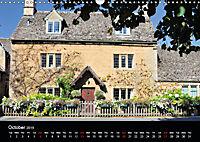 Cotswold Cottages (Wall Calendar 2019 DIN A3 Landscape) - Produktdetailbild 10