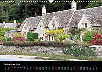Cotswold Cottages (Wall Calendar 2019 DIN A3 Landscape) - Produktdetailbild 11