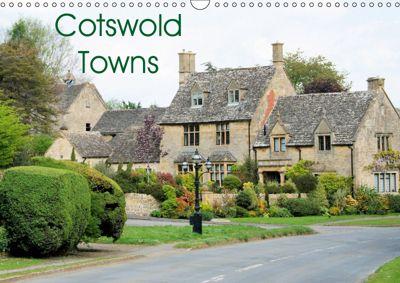 Cotswold Towns (Wall Calendar 2019 DIN A3 Landscape), Jon Grainge