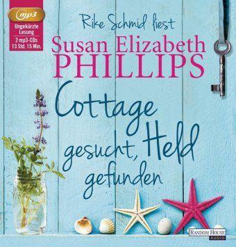 Cottage gesucht, Held gefunden, 2 MP3-CDs, Susan E. Phillips