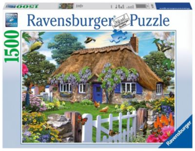 Cottage in England (Puzzle)