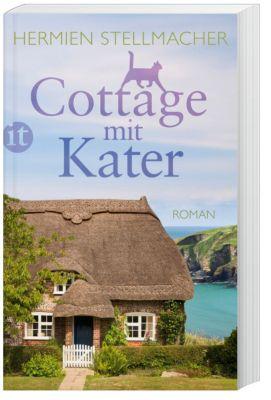 Cottage mit Kater, Hermien Stellmacher