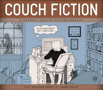 Couch Fiction, English edition, Philippa Perry, Junko Graat