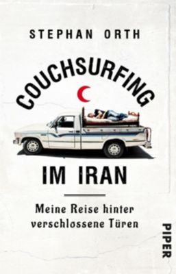 Couchsurfing im Iran, Stephan Orth