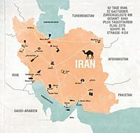 Couchsurfing im Iran - Produktdetailbild 8