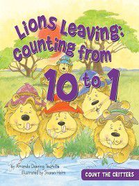 Count the Critters: Lions Leaving, Amanda Doering Tourville