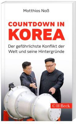 Countdown in Korea, Matthias Naß