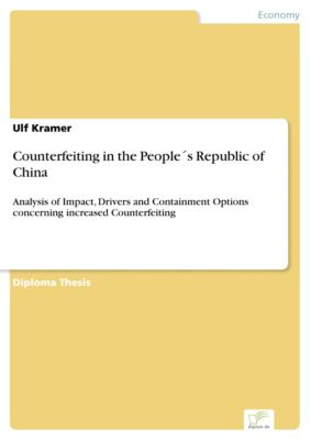 Counterfeiting in the People´s Republic of China, Ulf Kramer