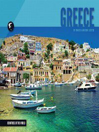 Countries of the World Set 2: Greece, Marcia Amidon Lusted