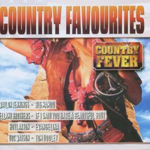 Country Favourites, Diverse Interpreten