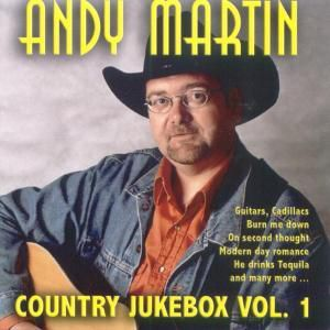 Country Jukebox Vol.1, Andy Martin