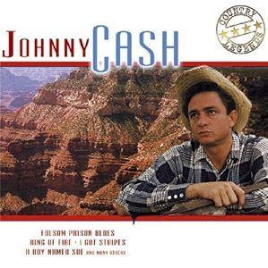 Country Legend Live, Johnny Cash