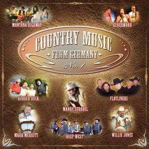 Country Music from Germany, Diverse Interpreten