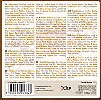 Country & Western-200 Greatest Love Songs - Produktdetailbild 1