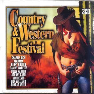 Country & Western Festival, Diverse Interpreten