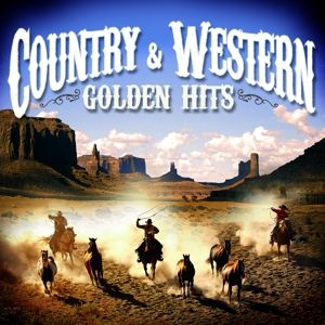 Country & Western: Golden Hits, Diverse Interpreten
