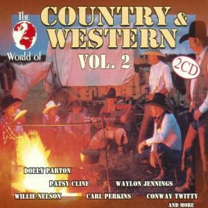 Country & Western Vol.2, Diverse Interpreten