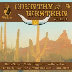 Country & Western Vol.3, Diverse Interpreten