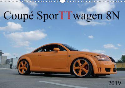 Coupé SporTTwagen 8N (Wandkalender 2019 DIN A3 quer), SchnelleWelten