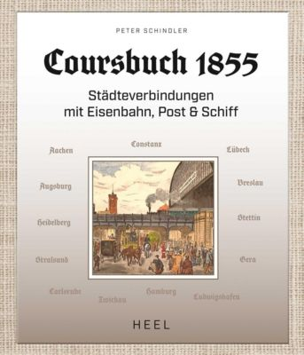 Coursbuch 1855, Peter Schindler