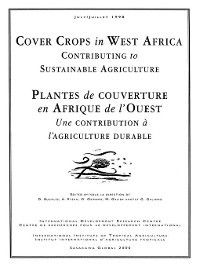 Cover Crops in West Africa