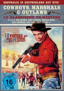 Cowboys, Marshals & Outlaws, Marshals & Outlaws Cowboys