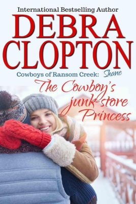 Cowboys of Ransom Creek: Shane: Clean and Wholesome Romance (Cowboys of Ransom Creek, #4), Debra Clopton