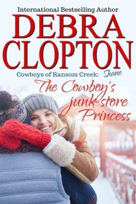 Cowboys of Ransom Creek: Shane (Cowboys of Ransom Creek, #4), Debra Clopton
