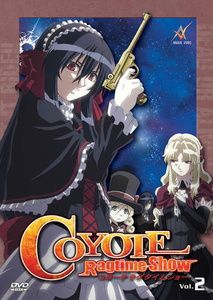 Coyote Ragtime Show - Vol. 02, Episoden 04-06, Dvd-anime