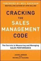 Cracking the Sales Management Code, Jason Jordan, Michelle Vazzana