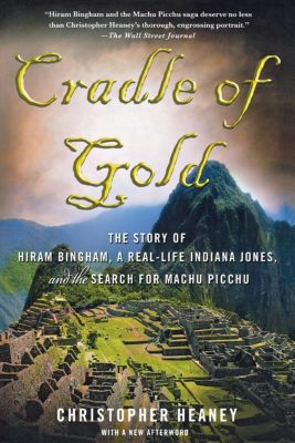 Cradle of Gold, Christopher Heaney