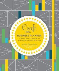 Craft Inc. Business Planner, Meg Mateo Ilasco