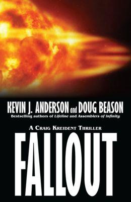 Craig Kreident, FBI: Fallout, Doug Beason, Kevin J Anderson