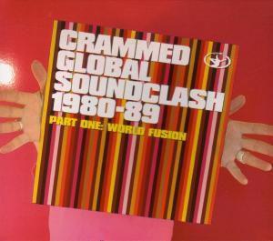 Crammed Global Soundclash Vol. 1, Diverse Interpreten