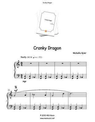Cranky Dragon, Michelle Ayler