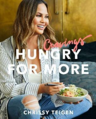 Cravings: Hungry for More, Chrissy Teigen, Adeena Sussman