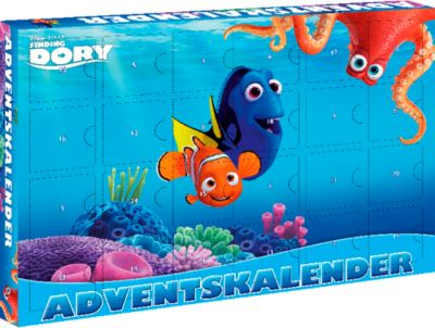 CRAZE Adventskalender Finding Dory