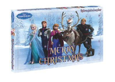 CRAZE Adventskalender FROZEN 2016