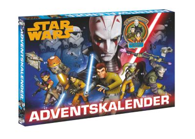 CRAZE Adventskalender STAR WARS 2016