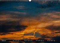 Crazy sunsets (Wall Calendar 2019 DIN A3 Landscape) - Produktdetailbild 6