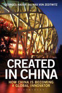Created in China, Georges Haour, Max von Zedtwitz