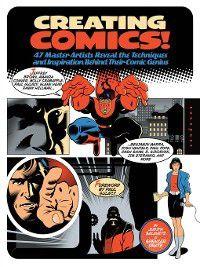 Creating Comics!, Spencer Drate, Judith Salavetz
