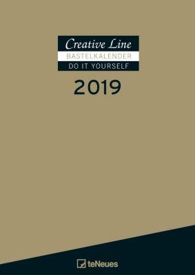 Creative Line gold 2019